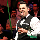 No problem: Ronnie O'Sullivan on march in UK Championship