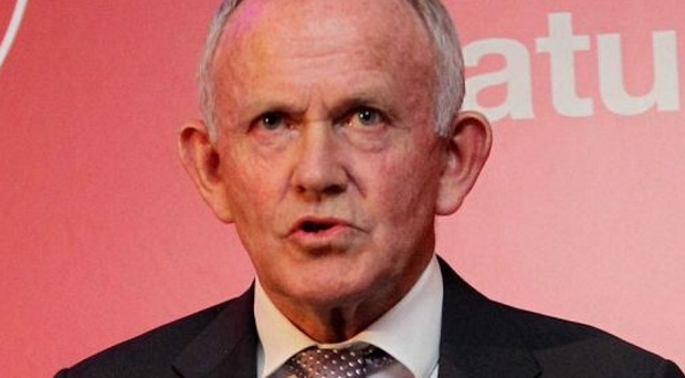 Deal-maker: INM chairman Leslie Buckley
