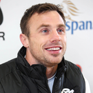 Ulster and Ireland wing Tommy Bowe