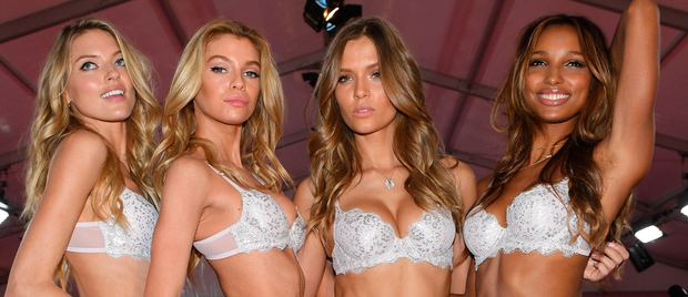 Victoria's Secret Fashion Show in Paris - Martha Hunt, Stella Maxwell, Josephine Skriver and Jasmine Tookes