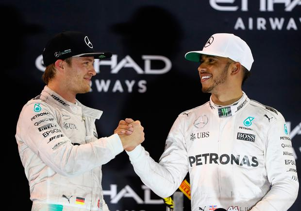 Desert shake: It's a dead heat in the Abu Dhabi mutual contempt decider