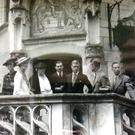 Never before seen photographs from the wedding of the Duke of Windsor and Wallis Simpson