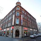 The proposed development at the former Athletic Stores in Belfast's Queen Street has now been sold