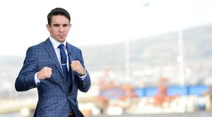 Bright future: Michael Conlan aims to go far with Top Rank in his corner