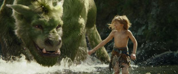 Fantastic tale: Pete's Dragon