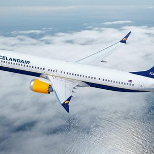 Icelandair will fly from Belfast City Airport, three times a week as part of the new service