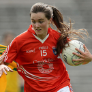 Armagh scoring ace Aimee Mackin has a