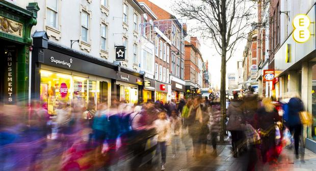 Fever pitch: over £1bn was spent in the UK on Black Friday offers last year