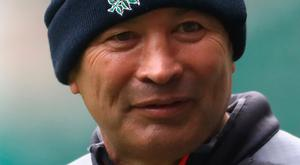 Homefront: Eddie Jones is all set to face country of his birth