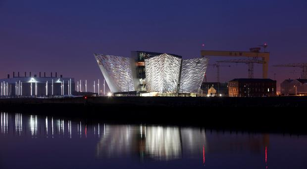 The Titanic Belfast museum was crowned best tourist attraction in the world