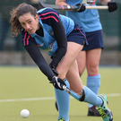 Driving forward: Katherine Minihan on the attack