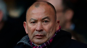 Work to do: England's Eddie Jones