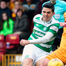 Late hero: Tom Rogic hits the winner
