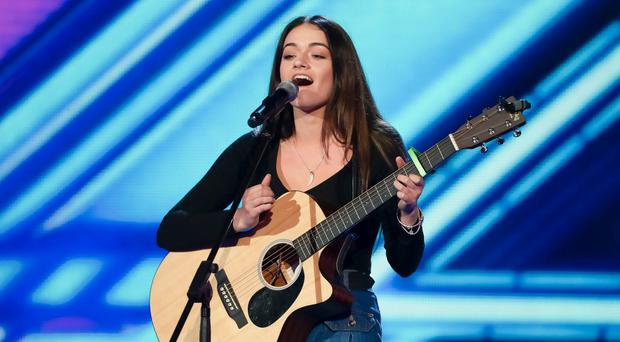 Sing-off: Emily Middlemas
