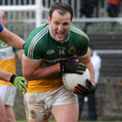 Top man: Michael Murphy won the Seamus MacGeidigh prize