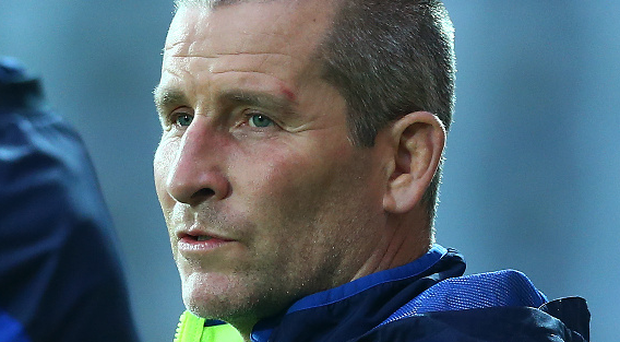 Big name: Stuart Lancaster is among the front runners for Connacht job