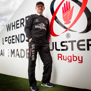 Backs to wall: Les Kiss has told his Ulster players they must build on last weekend's win over Cardiff as huge challenges lie ahead