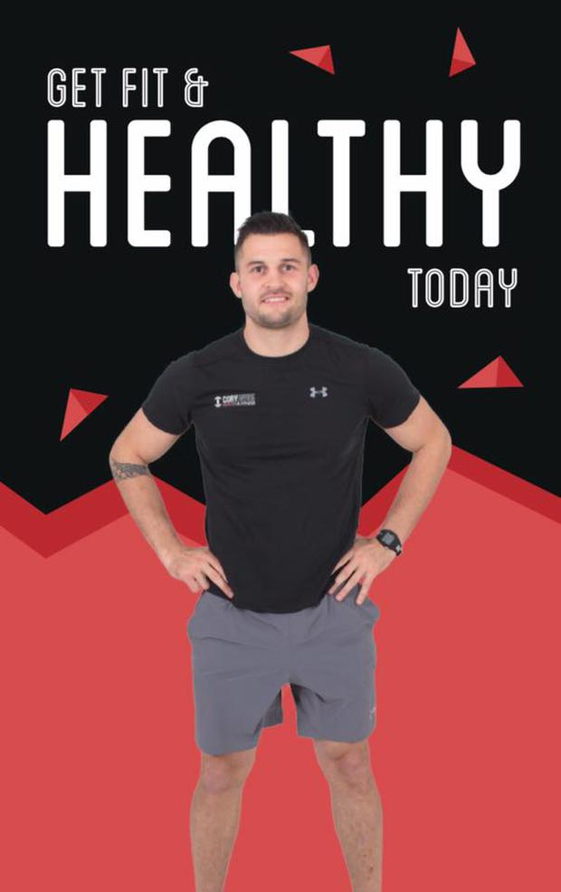 Cory Tipping of Cory Tipping Health and Fitness will be having a spin-a-thon at the event.