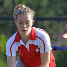 Back on board: Robyn Chambers has returned to Ulster Elks