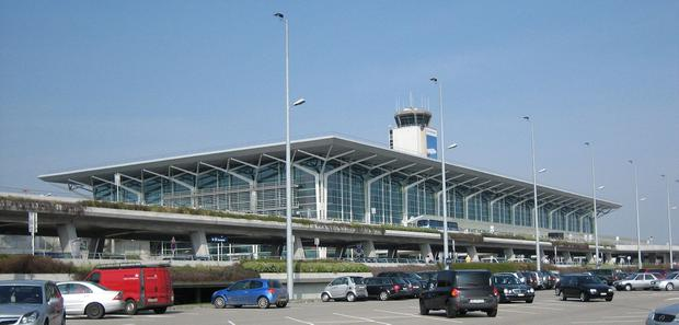 EuroAirport Basel Mulhouse Freiburg. (File mage by Fanny Schertzer)