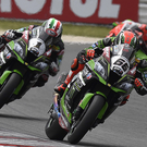 All new: Jonathan Rea and Tom Sykes will effectively be penalised if successful in race one of any 2017 round. Photo: Mirco Lazzari gp/Getty
