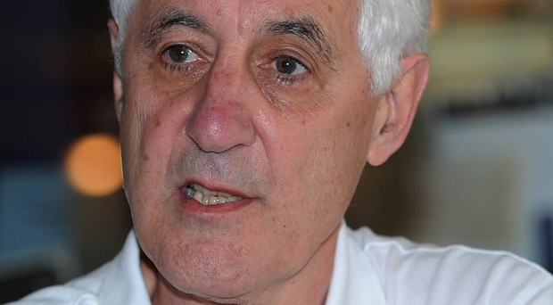 Taking action: Mike Brearley wants to protect umpires. Photo: Peter Heeger/Gallo Images/Getty Images