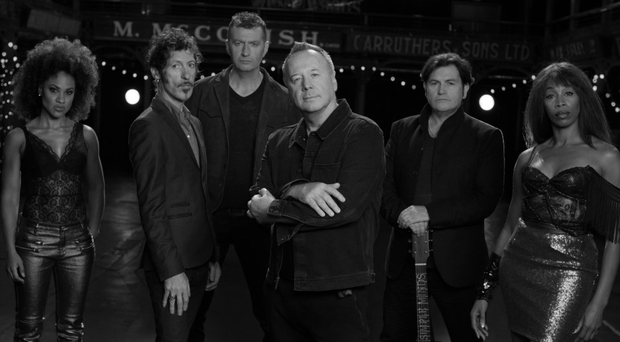 Simple Minds will be coming to Belfast.