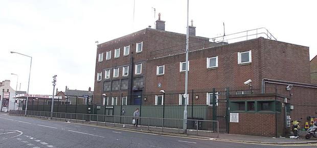 York Road station in north Belfast is also up for sale.