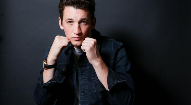 Boxing clever: Miles Teller