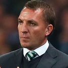 Creative: Brendan Rodgers is pleased with Celtic's progress