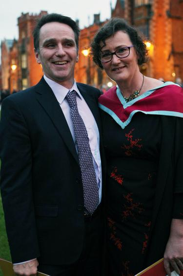 Queen's University of Belfast graduations December 9 2016 - results