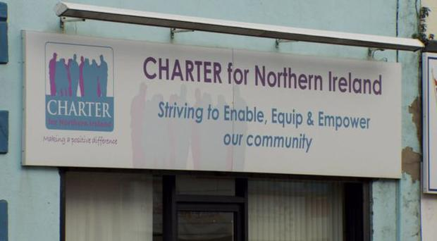 Charter NI has been at the centre of controversy over the awarding of money from the Social Investment Fund.