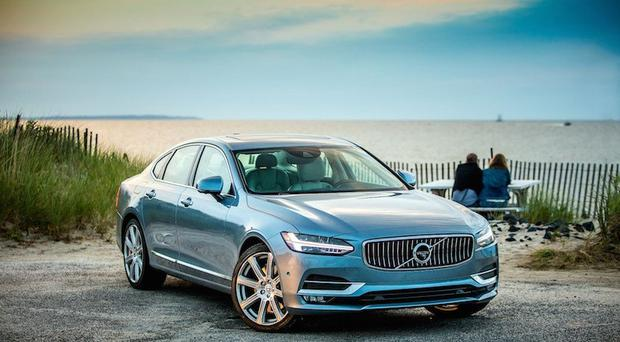 The Volvo S90 oozes class and prestige, writes Roger St Pierre