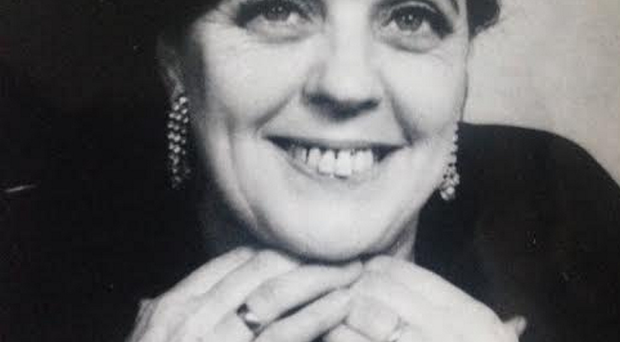 Much-loved: Majorie Thomson