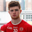 Ready for action: Cathal McShane hopes to get the nod for the Cup
