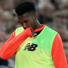 Familiar situation: Daniel Sturridge is recovering from injury, the 22nd he has picked up since joining Liverpool in 2013