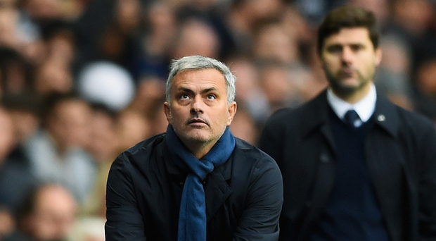 High praise: Mauricio Pochettino believes Jose Mourinho is one of the best managers in history