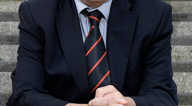 Former Ulster GAA chief Danny Murphy, who died on Tuesday night