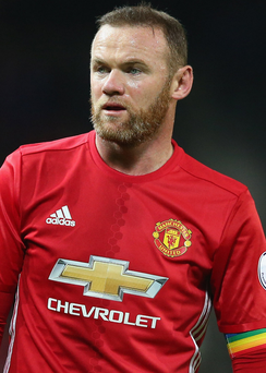 Lack of goals: Wayne Rooney