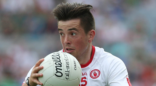 Top target: Ronan O'Neill says the Red Hands relish testing themselves against the best