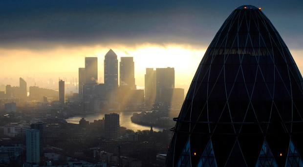 A cross-party group of peers said the financial sector must be offered a Brexit