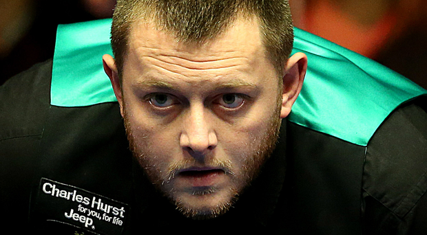 Work to do: Mark Allen doesn't want to rest on his laurels