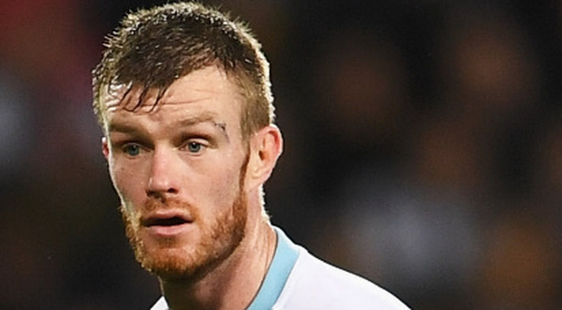 Euro vision: Chris Brunt. Photo: Laurence Griffiths/Getty Images