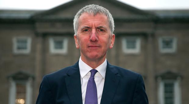 Language call: Mairtin O Muilleoir