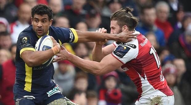 Danger man: Wesley Fofana will again look to cause Ulster problems in the Stade Marcel Michelin
