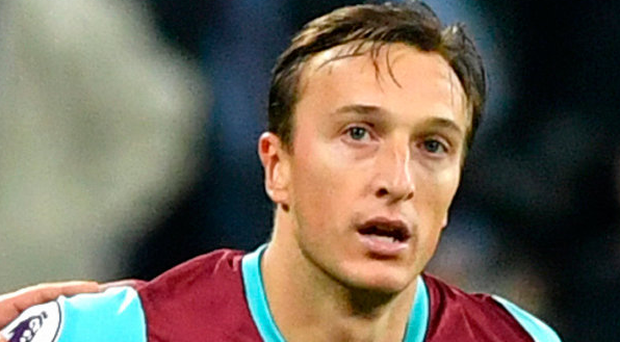 Positivity: Mark Noble