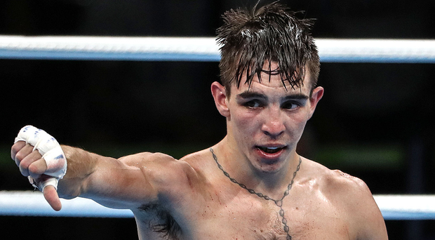 Angry: Michael Conlan after verdict