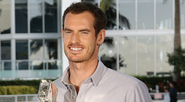 Winner: Andy Murray
