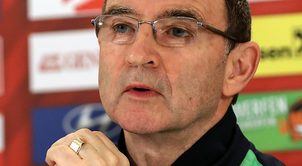 Concern: Martin O'Neill would like a natural goalscorer