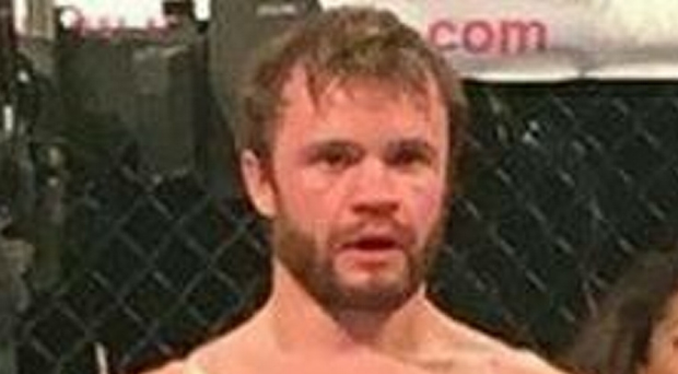 Newtownards MMA fighter Andy Young
